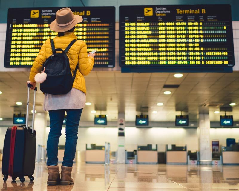 Airport Helps Non-English Speakers with Language Interpretation