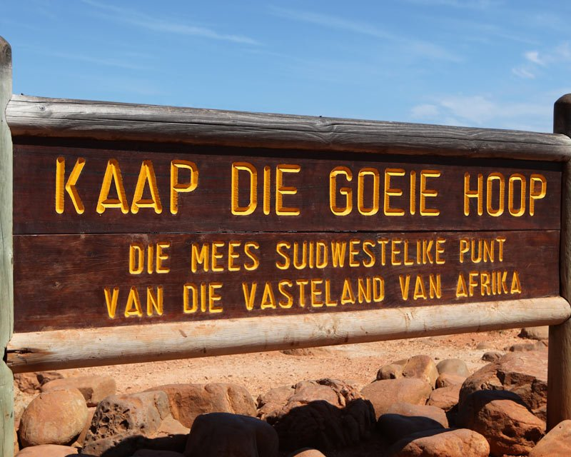A Brief History of the Afrikaans Language